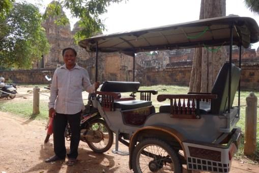 Tuktukchauffeur Lee