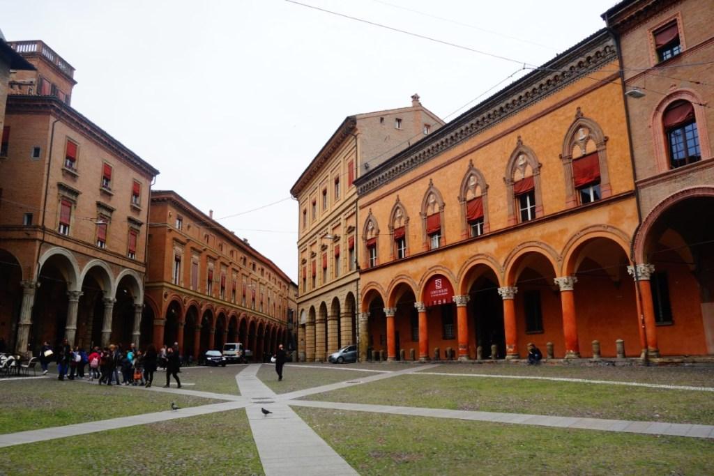 Cityguide Bologna plein