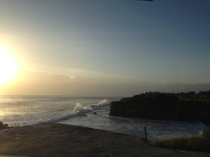 Nusa Lembongan Sunset Cliff 1