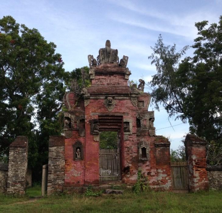 Nusa Lembongan tempel
