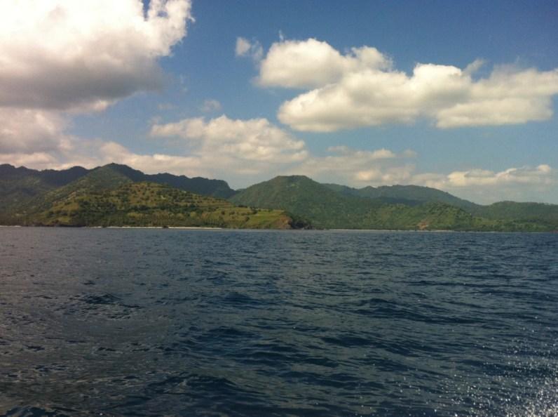 Route Indonesie Gili Trawangan 11