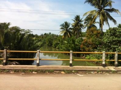 Route Indonesie Pangandaran reizen