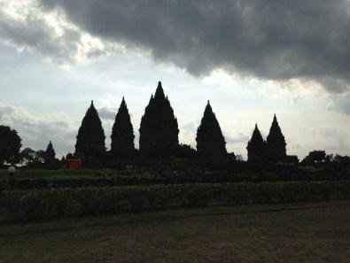 Route Indonesie Prambanan 1