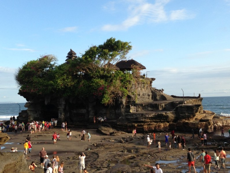 Route Indonesie Tanah Lot 2