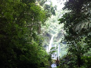 Lombok waterfall 2