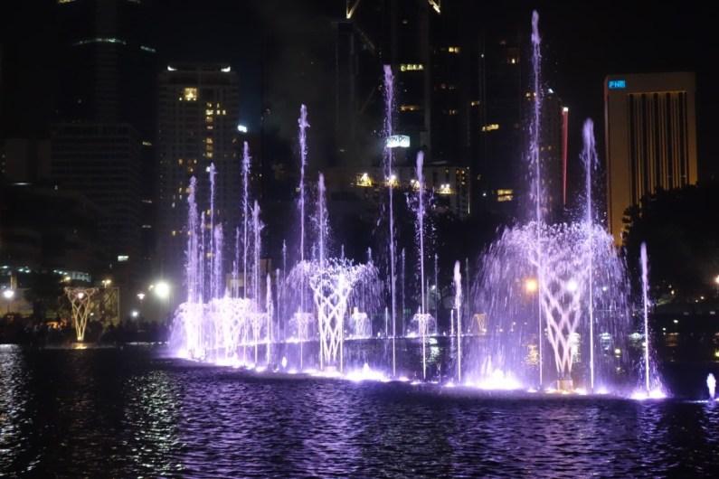 Kuala Lumpur KLCC park