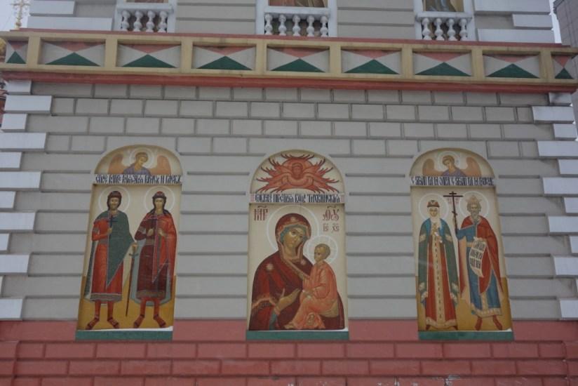 Rusland Irkutsk kerken