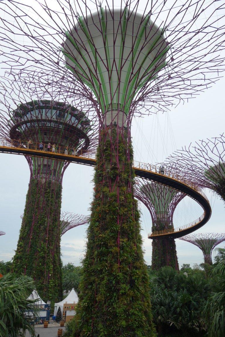 Singapore Skytree