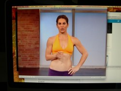 I used to be a gym rat, 12% body fat for many years. Jillian has great workout videos.