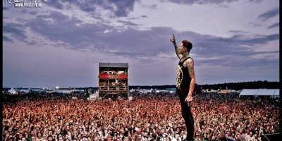 Mitch Lucker - Suicide Silence