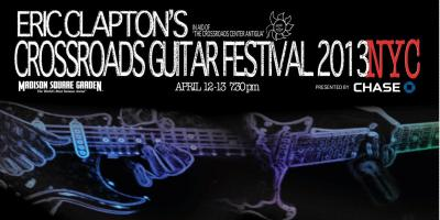 ernie ball crossraods guitar festival