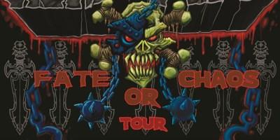 gwar - fate or chaos tour