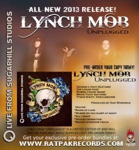 Lynch Mob -PRE-ORDER_UNPLUGGED