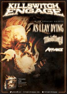 Killswitch Engage Tour