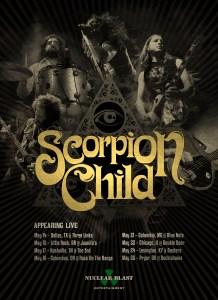Scorpion Child Tours