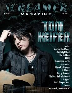 Screamer Magazine May 2013