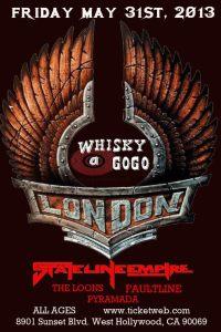 London - Whisky A Go Go