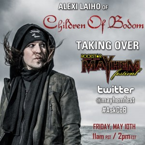 children of bodom - twitter