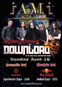 I am I - Download Festival