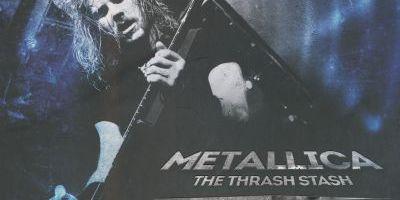 Metallica The Thrash Stash