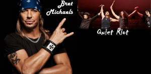 Bret Michaels Quiet Riot