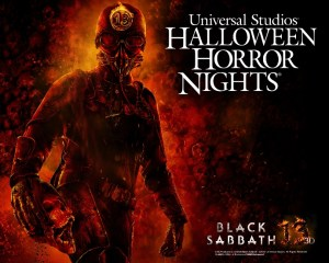 Black Sabbath - Halloween Horror Nights