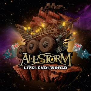 Alestorm - Live at the end of the world