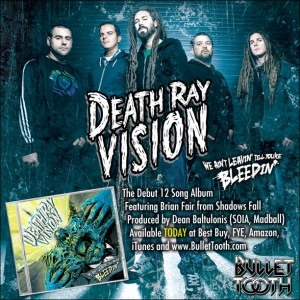 Death Ray Vision Available