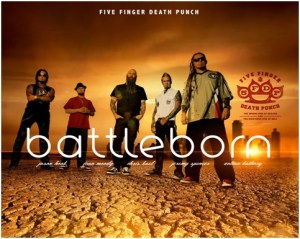 Five Finger Death Punch - Battleborn