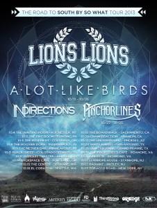 Lions Lions Tour