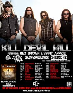 Kill Devil Hill Tour