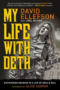 My Life With Deth by David Ellefson