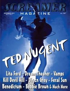 Screamer Magazine December 2013