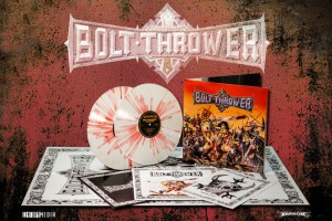 Bolt Thrower CD