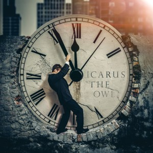 Icarus The Owl album cover
