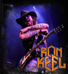 Ron Keel 2013 Promo small