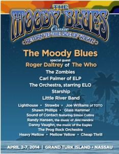 Moody Blues Cruise