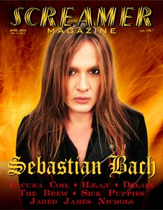 Screamer Magazine April 2014