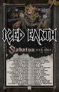 Iced Earth Poster