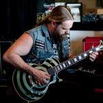 Zakk Wylde-stolen guitar