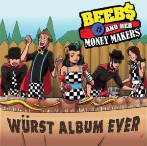 BEEBS & her money makers cd art 6-9-14
