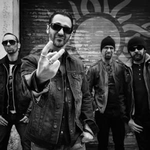 Godsmack band 6-17-14