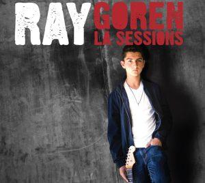 Ray Goren-LA Sessions cover