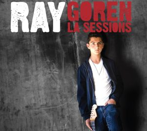 Ray Goren-LA Sessions cover