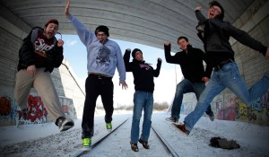 Get Stoked - band photo