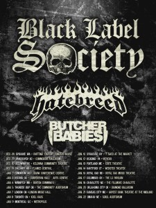 Black Label Society 9-16-14