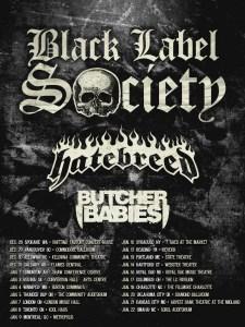 Black Label Society 9-16-14