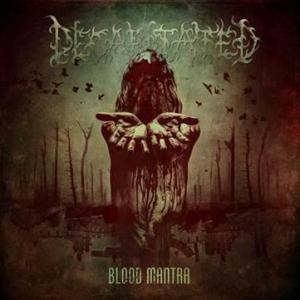 Decapitated promo cd 9-19-14
