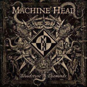 MACHINE HEAD NOW WE DIE CD 9-26-14