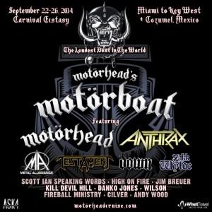 Motorhead Motorboat 9-10-14